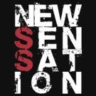 NEW SENSATION (Dark) by Stuart Stolzenberg