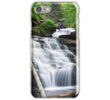 All Of Mohican Falls In June iPhone Case/Skin