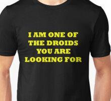 Droids 2 Unisex T-Shirt