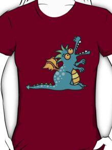 Magic Dragon :: Turquoise T-Shirt