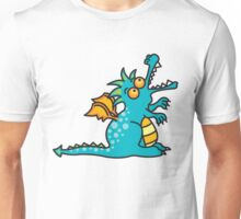 Teal Magic Dragon T-Shirt