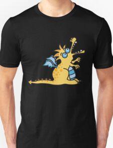 Magic Dragon :: Yellow T-Shirt