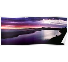 Moon Light-Saltwater Reserve NSW Poster