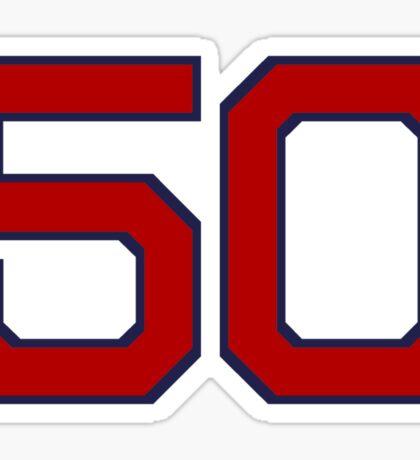 #50 Sticker