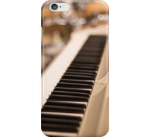Keyboard and Drums iPhone Case/Skin