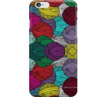 Allover Yarn iPhone Case/Skin
