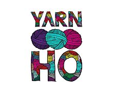 Yarn Ho Photographic Print