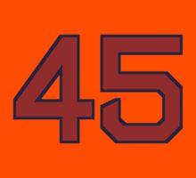 #45 Kids Tee
