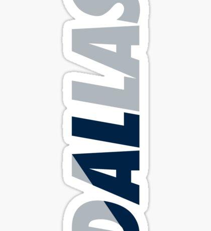 Dallas DAL Sticker