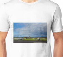 Why are they inactive?. Tooradin airport. Australia. Unisex T-Shirt
