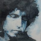 Bob Dylan by LoveringArts