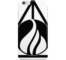 Dharma Hallow iPhone Case/Skin