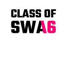 Class Of Swag 2016 Photographic Print