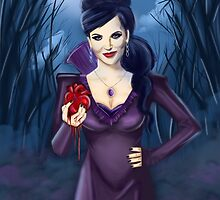 Evil Queen  by fredthibeault