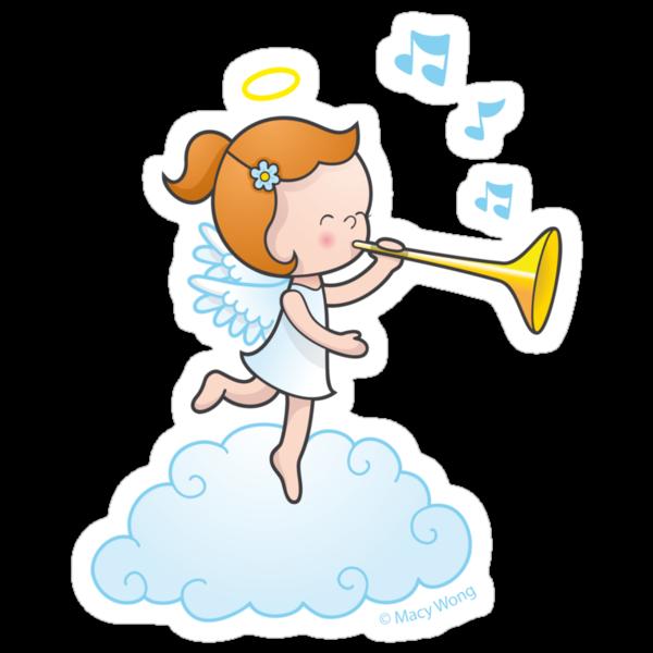 Little angel by Macy Wong