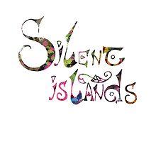 Silent Islands Splatterpaint Logo by whovian138