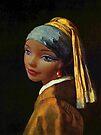 Barbie with a Plastic Earring by VenusOak
