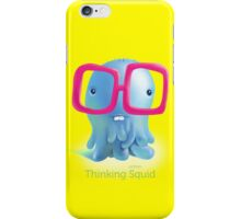 Thinking Squid iPhone Case/Skin