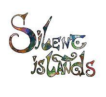 Silent Islands Splatterpaint Logo V.2 by whovian138