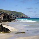 Valtos Beach, Isle of Lewis by jacqi