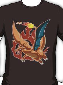 Charizard - Smash 4 T-Shirt