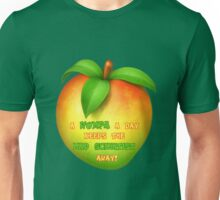 A wumpa a day keeps the mad scientist away Unisex T-Shirt