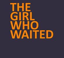 The Girl Who Waited  Unisex T-Shirt
