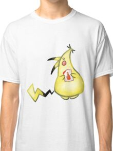 Pikachu and Ketchup Classic T-Shirt