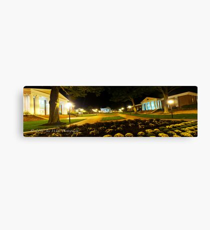 Mitchell Community College Canvas Print