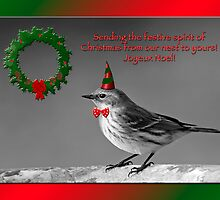 Joyeux Noel! by Bonnie T.  Barry
