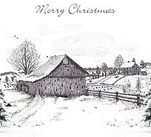 Merry Christmas by Samohsong