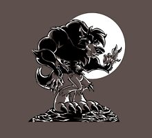Full Moon Werewolf Unisex T-Shirt