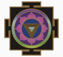 Kali Yantra by shantitees