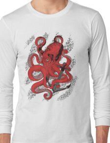 Anchors Away Long Sleeve T-Shirt