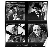 Christopher Lloyd Culture Poster