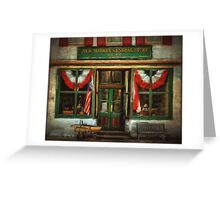 New Market General Store Greeting Card