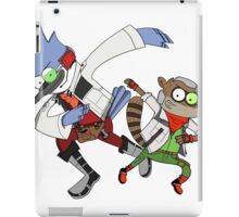 Star Fox x Regular Show Hoodie iPad Case/Skin