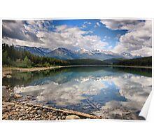 Patricia Lake, Jasper NP, Alberta, Canada Poster