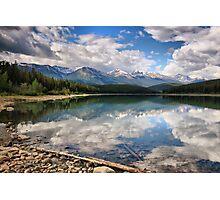 Patricia Lake, Jasper NP, Alberta, Canada Photographic Print