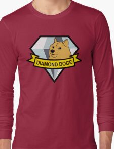 Diamond Doge Long Sleeve T-Shirt