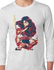 Levi Ackerman Long Sleeve T-Shirt
