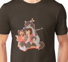 Wolf Family Unisex T-Shirt