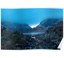 blur    ( gap of dunloe co. kerry)  two Poster