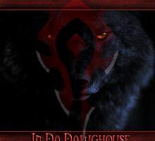 In Da Dawghouse by TheMightyMogar