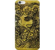 Ink The Sand  iPhone Case/Skin