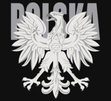 Polska Eagle t shirt by PolishArt