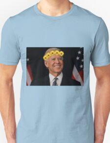 Joe Biden Flower Crown T-Shirt