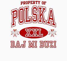 Polska Daj Mi Buzi t shirt Unisex T-Shirt