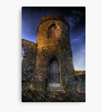Old John's Frontal Exposure Canvas Print