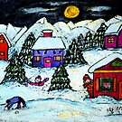 Winter Fun by Monica Engeler